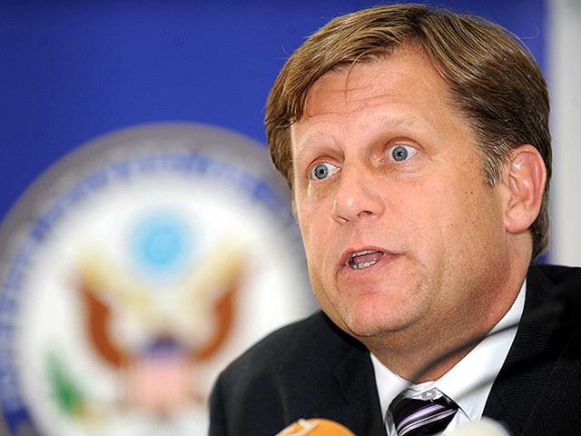 посол США в РФ Майкл Макфол