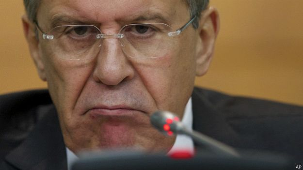 Партнерство России и ЕС не выдержало испытания на прочность, считает Сергей Лавров