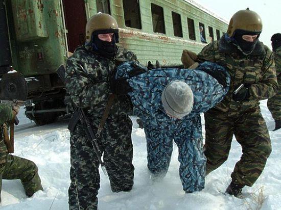 На фото: Примерно так заканчивают все мечтающие отделить Сибирь от России..