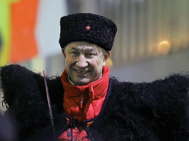 """Валерий Рашкин добавил, что за """"подарком"""" президенту США придется приехать самому. """"Это аллегория самая настоящая. Но чтобы все знали, что Россия сильна"""""""